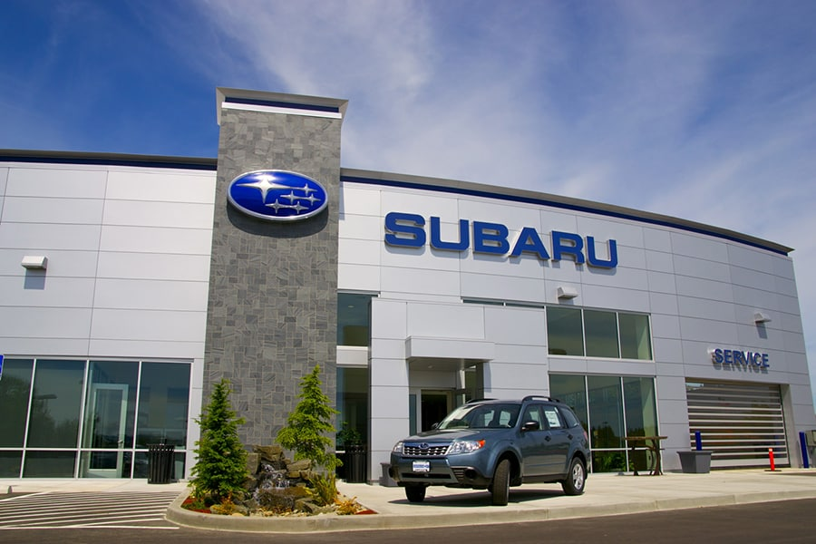 View Our Cur Subaru Models